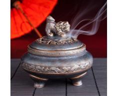 Quemador De Incienso Chino Li de cerámica