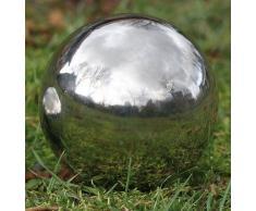 Bola Acero Inoxidable plata D 35 cm Bola decorativa Bola de jardín
