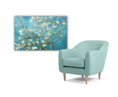 """Classic de almendro en flor grande de van gogh Lienzo Prints Arte de la pared Fotos en horizontal, lona madera, 7- A1 - 24"""" X 30"""" (60CM X 76CM)"""