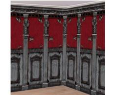 Amscan - Decoración para pared, diseño de mansión gótica