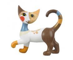 Goebel Porzellan Rosina Wachtmeister 31286016 Eleonora - Figura decorativa de gato (17Â cm)