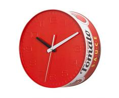 Balvi - Reloj pared,Tomato Sauce,1xAA