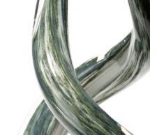 Leonardo Rotate 064109 - Escultura (39 cm), color gris/negro