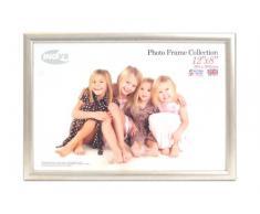 Inov8 PFS775 - Marco de fotos (30 x 20 cm), color plateado [Importado de Reino Unido]