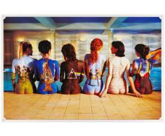 Empire 209191 Pink Floyd - Póster de portadas de discos en mujeres (91,5 x 61 cm)