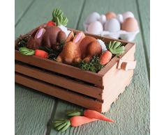 "NordicWare molde ""conejo de Pascua"""