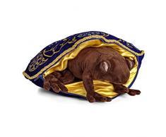 The Noble Collection - Peluche y Almohada de Rana de Chocolate