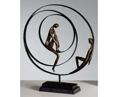 Casablanca Escultura 'Patience', 34 x 41 cm, Bronce