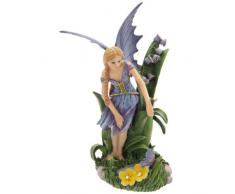 Lisa Parker Tales of Avalon Bluebell Dream - Figura decorativa de hada