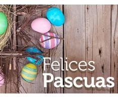 Cheque Regalo de Amazon.es - Imprimir - Huevos de Pascua