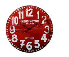 Reloj de pared Kensington XXL Vintage 58 cm