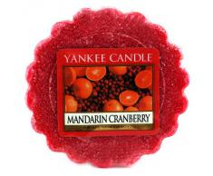 Yankee Candle Mandarin Cranberry - Vela Rojo