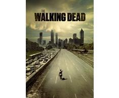 "Póster de la serie ""The Walking Dead"" (2010, Frank darabont), papel, A2"