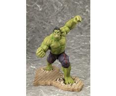Figura Estatua Artfx Marvel Era De Ultron: Hulk