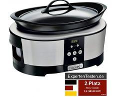 Crock-Pot - Robot de cocina, con temporizador digital [Importado de Alemania]