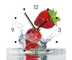 Reloj de pared de cocina - fresón