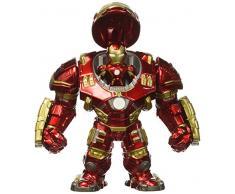 Marvel 97956 Jada Metals - Figura de Hulkbuster (Hierro extraíble, 16,5 cm)