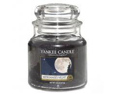 Yankee Candle vela en tarro mediano, Noche de verano