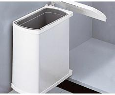 Cubo de basura con sensor compra barato cubos de basura - Cubo basura puerta ...