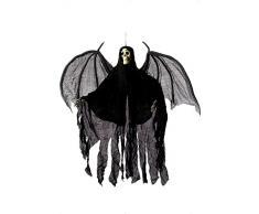 Smiffy de - 351.529 - Esqueleto decoración de Halloween con alas - 1 -05 M