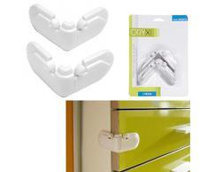 ORYX Protector Oryx Cajones Angular - 2 piezas