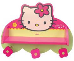 Hello Kitty - Percha de Pared, Color Rosa (Giros AB711163)