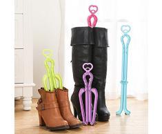 cosanter para botas 35 cm soporte para las niñas rodilla alta botas de zapatos