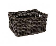 Fastrider, biciclieta-canasto, júnior, material: Rattan, color: marrón