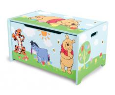 Delta Children TB84687WP caja de juguete y de almacenamiento - cajas de juguetes y de almacenamiento (Multicolor, Madera)