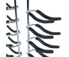 Hangerworld - Percha antideslizante para 24 corbatas (3 unidades)