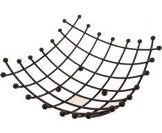 Equinox 508160 - Frutero cromado, color negro