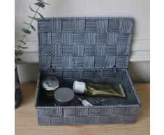 50/x 38.5/x 24/cm Rosa Envejecido PVC Compactor Nordic Caja