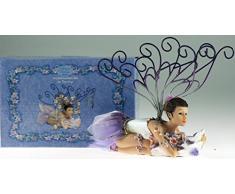 Fairy Girl - Soporte para joyas, color lila