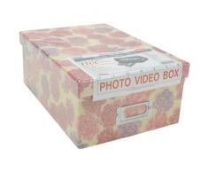 Pioneer Caja de almacenaje de cámara 4,5x 8 x11.5-assortiment de Dessins