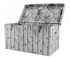 XXL de almacenamiento Caja baúl de cartón gigante caja birch-tree