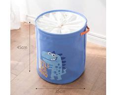 Creativo Plegable Pop Up Lavado Cesta de Lavander/ía Cesto Bolsa de Malla de Nylon Ni/ños Juguetes Organizador Cesta de Almacenamiento de Ropa
