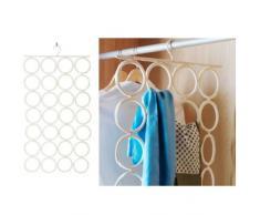 Ikea Complementos - Percha polivalente ideal para chales, cinturones, corbatas, pañuelos, joyas, etc.
