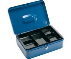5 Star 918923 - Caja de caudales, 30 cm, color azul