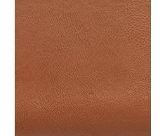 InterDesign Laredo - Revistero y Organizador de correspondencia; para almacenamiento en recibidor - de pared - Bronce/marrón