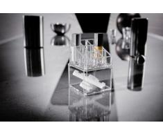 Compactor RAN5056 - Organizador para 9 barras de labios con caja
