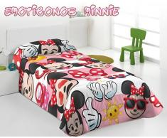 Disney Edredón Emoticonos Minnie de Disney