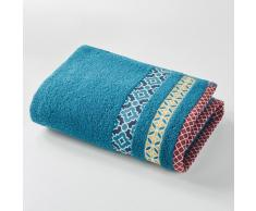La Redoute Interieurs Toalla de baño maxi 100% algodón EVORA azul