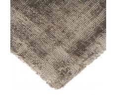 La Redoute Interieurs Alfombra XL lisa efecto envejecido 100% viscosa, Izri marrón