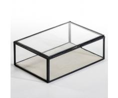 AM.PM. Caja joyero An. 30 x Prof. 20 cm, Misia negro