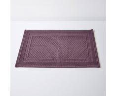 La Redoute Interieurs Alfombra de baño lisa Calidad Best 1500g/m², Sluito violeta