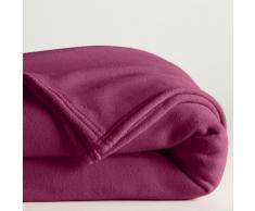 La Redoute Interieurs Manta polar 600 g/m² violeta