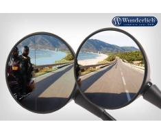 WUNDERLICH Aplique Visión Convexa Para Espejo Safer-View - Cromado 20141-503