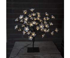 Kaemingk Lámpara de pie BLOESEM LED blanco cálido 0,45 metros