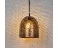 QAZQA Lámpara colgante oriental cobre - MARUF 3