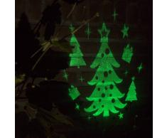 Kaemingk Luces de Navidad PROYECTOR ÁRBOL NAVIDAD LED verde